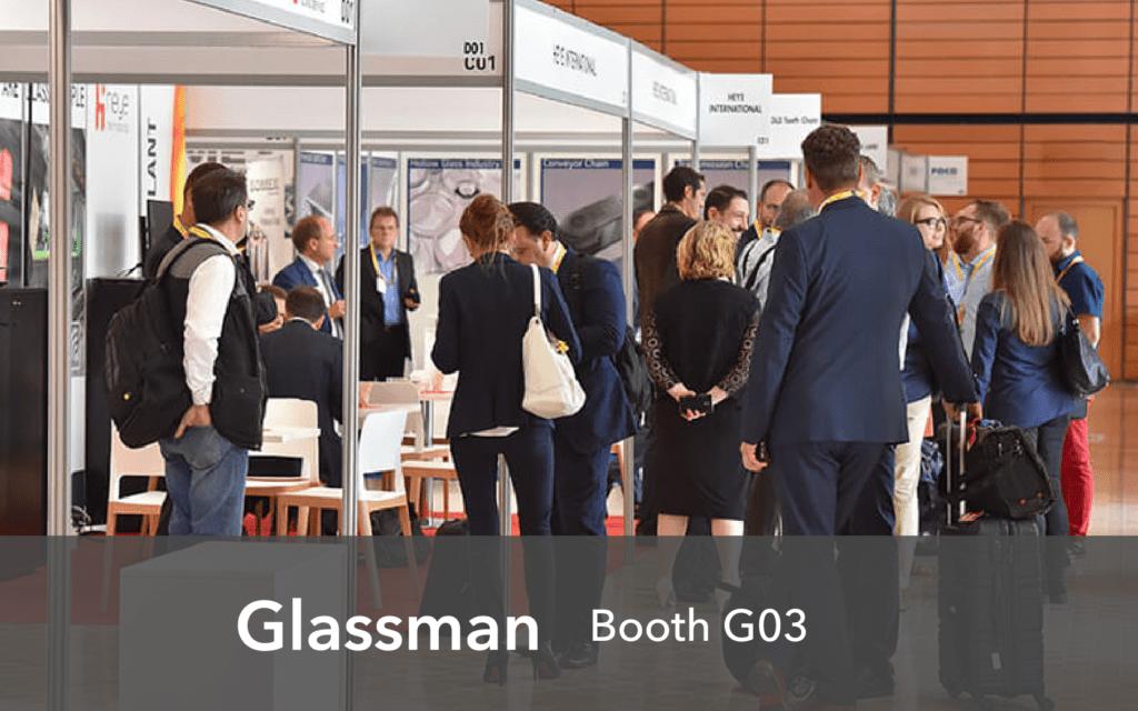 Vertech' at Glassman 2019, booth G03